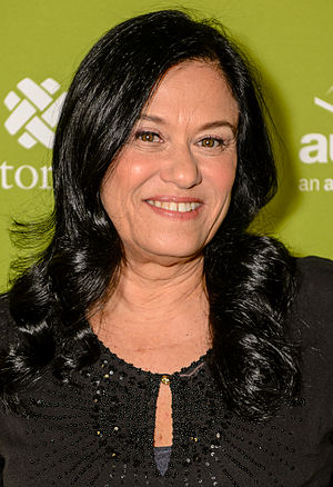 Barbara Kopple - Kopple at the May 2015 Montclair Film Festival