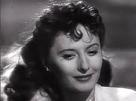 Barbara Stanwyck in The Lady Eve