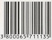 Código de barras EAN13