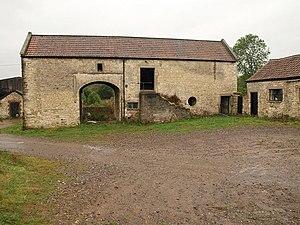 Joan Beauchamp - Welton Manor Farm, Midsomer Norton, where she grew up