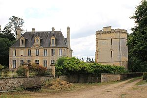 Baron-sur-Odon - The Manor and the Tower