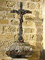 Barran (Gers, Fr) croix de chemin.JPG