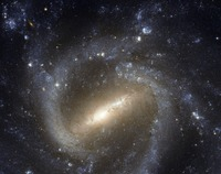Barred spiral galaxy NGC 1073 (captured by the Hubble Space Telescope).tif