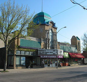 Barrymore Theatre - Barrymore Theatre in 2010