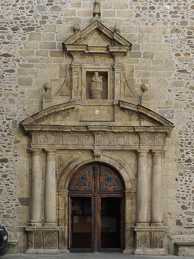Basílica de Nuestra Señora de la Encina (Ponferrada). Portada.jpg