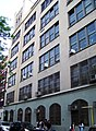 Bayard Rustin Educational Complex 19th Street east end.jpg