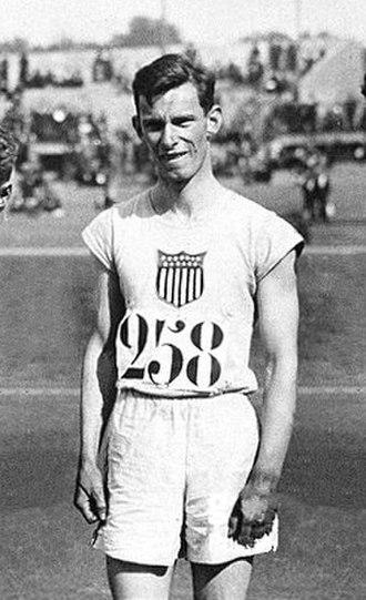 Bayes Norton - Bayes Norton at the 1924 Olympics