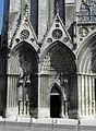 Bayeux (14) Cathédrale Façade ouest 02.JPG