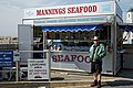 Bayside seafood stall at Margate Kent England.jpg
