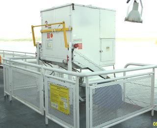 Marine evacuation system Lifesaving device found on many modern passenger ships