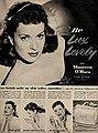 Be Lux Lovely, says Maureen O'Hara, 1952.jpg