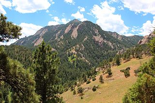 Bear Peak (Boulder County, Colorado)