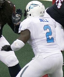 Beau Bell (American football) American football linebacker