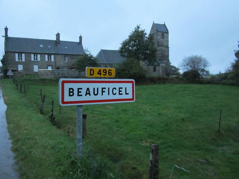 Beauficel, Manche