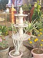 "Beautiful Fountain View at ""Muskaan"" A-9 Amaltas Colony,Gwalior - panoramio (2).jpg"