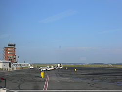 Beauvais-Tillé Airport - general view.JPG