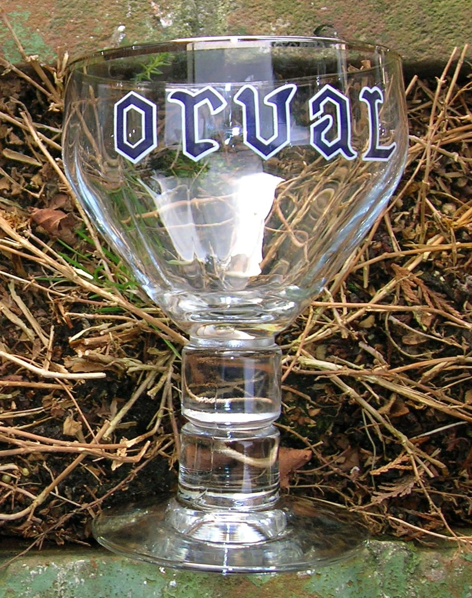 Beerglass orval