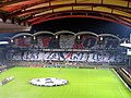 Before Olympique lyonnais - Real Madrid match.jpg