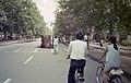Beijing june 1989 Zhongguancun street.jpg