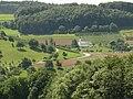 Beilstein-Billensbach - Johanneskirche - Ansicht von NO im Sommer.JPG