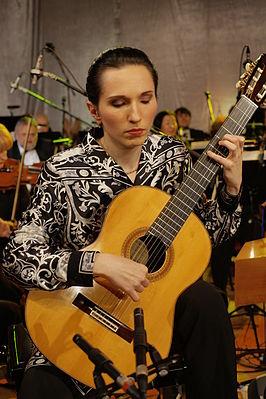 Beisteiner Johanna Live in Budapest 24-10-2009 Foto culturawiki.JPG