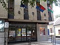 Bela Bartok Elementary Art School. - Konstantin Square, Vác.JPG