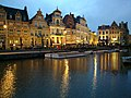 Belgique Gand Korenlei - panoramio.jpg
