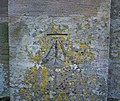 Bench Mark, Bangor - geograph.org.uk - 1743364.jpg