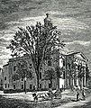 Beneficient Congregational Church Providence RI engraving.jpg