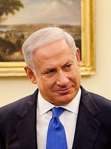 Benyamin Netanyahou, le 18mai2009.