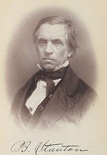 Benjamin Stanton American politician