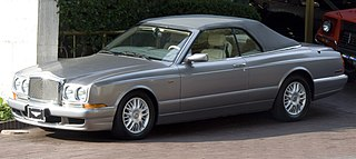 Azure (Mk1) - Bentley