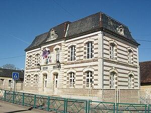 Bercenay-en-Othe - Town hall