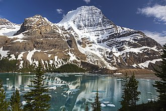 Mount Robson - Berg Lake and Robson