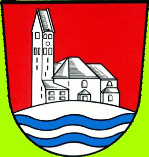 Bergkirchen - Image: Bergkirchen Wappen