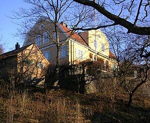 Lede Bergsgården i 2007