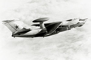Beriev A-50 black white.jpg