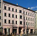 Berlin, Mitte, Oranienburger Strasse 12, Mietshaus.jpg