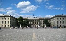 Berlin, Mitte, Unter den Linden, Hauptgebäude der Humboldt-Universität 02.jpg