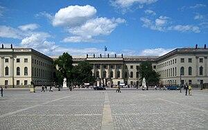 Humboldt University of Berlin cover