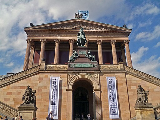 Berlin.Alte Nationalgalerie 004