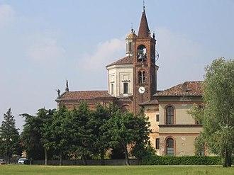 Bernate Ticino - Image: Bernate Canonica