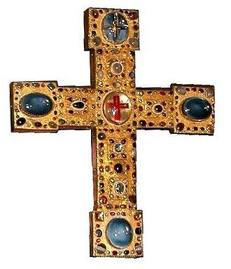 Cross of Bernward - The Great Cross of Bernward