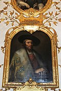 Berthold, Duke of Bavaria (d. 947) - Ancestral Gallery - Residenz - Munich - Germany 2017.jpg