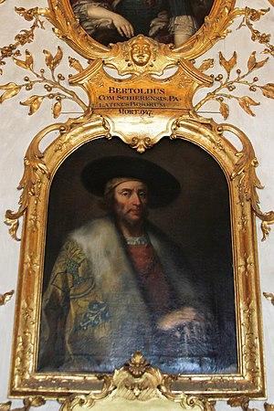Berthold, Duke of Bavaria - Berthold, Duke of Bavaria