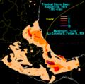 Bess 1978 rainfall.png