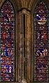Beverley Minster, SE transept, lower south windows (23851110300).jpg