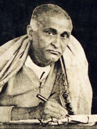 Gaurakisora Dasa Babaji - Bhaktisiddhanta Sarasvati Thakura, Gaurakisora's disciple.