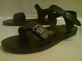 Sandal - Biblical sandals