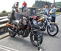 Bikes on Teignmouth sea front, 9 June 2013 (14).jpg